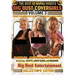 The Best of Napali Video's big bust Covergirls, Vol.3: Big Bust Entertainment