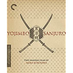 Yojimbo & Sanjuro (Criterion Collection) [Blu-ray]