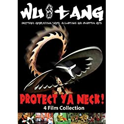 Wu Tang Protect Ya Neck 4 Film Set