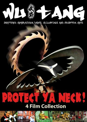 Wu Tang Protect Ya Neck 4 Film Set
