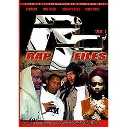 Rap Files vol.1