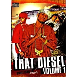 Steet Label Ent. Presents That Diesel vol.1
