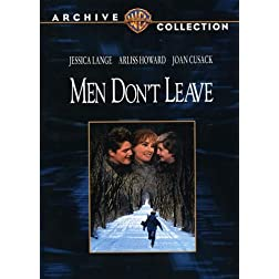 MEN DON'T LEAVE