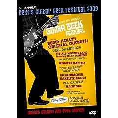 Deke's Guitar Geek Festival 6: 2009