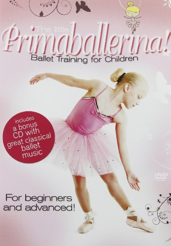 The Little Primaballerina! Ballet Training for Children
