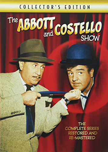 The Abbott & Costello Show - The Complete Series Collector's Edition