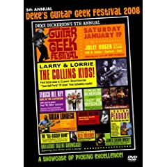 Deke's Guitar Geek Festival 5: 2008