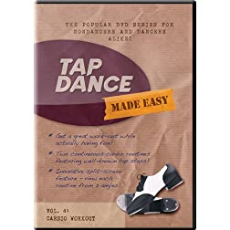 Tap Dance Made Easy - Vol 4: Cardio Workout