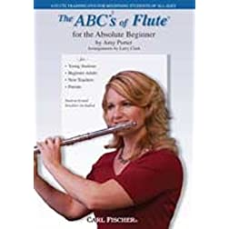 ABCs of Flute for the Absolute Beginner - DVD