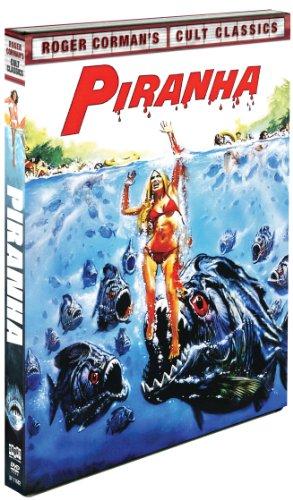 Piranha [Roger Corman's Cult Classics] (Lenticular Cover)