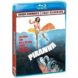 Piranha (Roger Corman's Cult Classics) [Blu-ray]