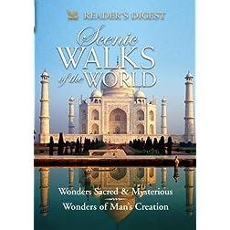 Scenic Walks of the World: Wonders Sacred & Mysterious/Wonders of Man's Creation