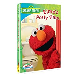 Sesame S-Elmos Potty Time