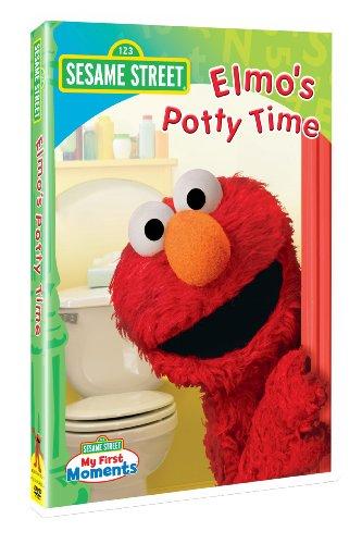 Sesame S-Elmos Potty Time
