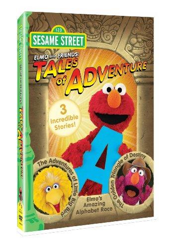 Sesame Street: Tales of Adventure