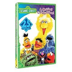 Sesame Street 25th Birthday: Musical Celebration
