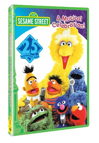 Sesame Street 25th Birthday: Musical Celebration
