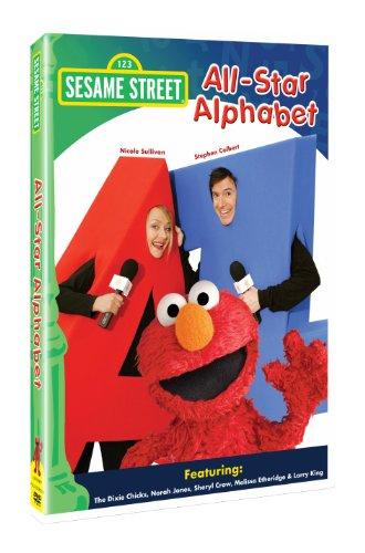 Sesame Street: All-Star Alphabet