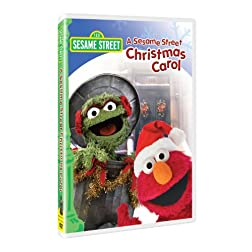 Sesame Street: A Sesame Street Christmas Carol