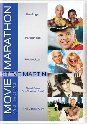 Movie Marathon Collection: Steve Martin