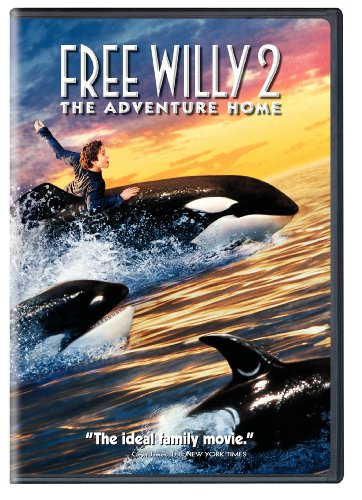 Free Willy 2: The Adventure Home (Keepcase)