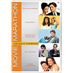Movie Marathon Collection: Flashback Comedies