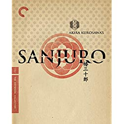 Sanjuro (The Criterion Collection) [Blu-ray]