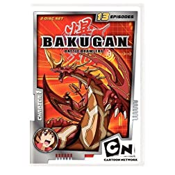 Bakugan Battle Brawlers, Chapter 1