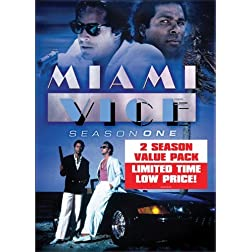 Miami Vice: Seasons One & Two