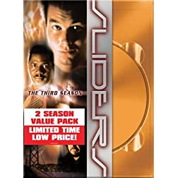 Sliders: The Third & Fourth Seasons