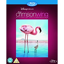 Crimson Wing [Blu-ray]