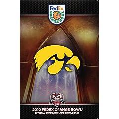 2010 FedEx Orange Bowl-Iowa vs. Georgia Tech