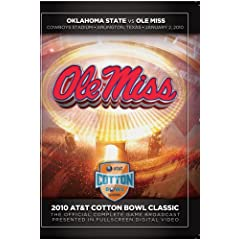 2010 AT&T Cotton Bowl Classic-Ole Miss vs. OSU