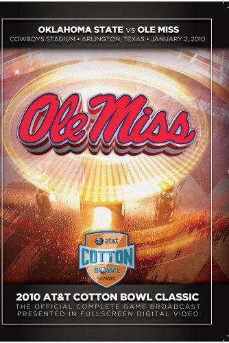 2010 AT&T Cotton Bowl Classic-Ole Miss vs. OSU