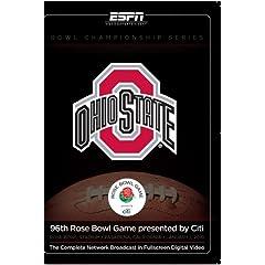 2010 Rose Bowl Game presented by Citi-Oregon vs. Ohio State