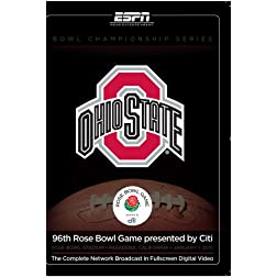 2010 Rose Bowl Game presented by Citi-Oregon vs. Ohio State