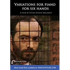 Variations for piano for six hands