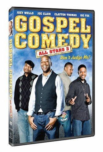 Gospel Comedy All Stars 3: Don't Judge Me!
