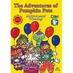 The Adventures of Pumpkin Pete