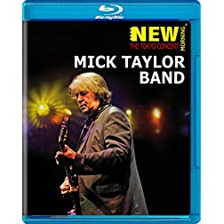 Taylor Band, MickThe Tokyo Concert