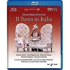 Rossini: Il Turco in Italia [Blu-ray]