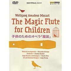 The Magic Flute for Children