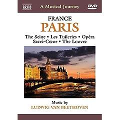 A Musical Journey: Paris, France - The Seine / Les Tuileries / Opera / Sacre-Coeur / The Louvre