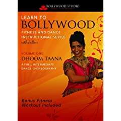 Learn To Bollywood - Dance & Fitness Series
