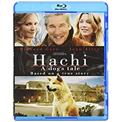 Hachi: A Dog's Tale [Blu-ray]