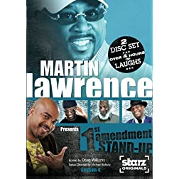 Martin Lawrence Presents 1st Amendment Stand-up: Season 4