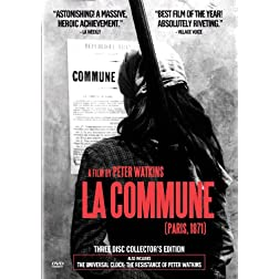 Commune (Paris 1871) (3pc) (Coll Sub B&W)