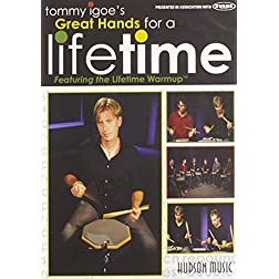 Tommy Igoe Great Hands for a Lifetime