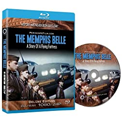 Aircraft at War: The Memphis Belle Deluxe Edition [Blu-ray]