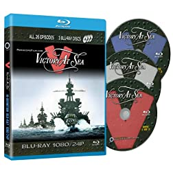 Victory at Sea Deluxe Edition [Blu-ray]